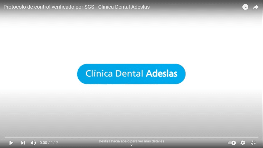 Covid Adeslas Dental